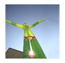 SkyDancer mömax