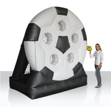 Action Game aufblasbare Fußballwand Sconto