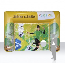 Action Game Torschusswand - Varena