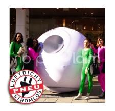 aufblasbarer luftdichter Riesenball für Promotion (indoor und outdoor)