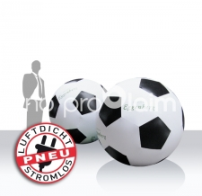 luftdichter Eventball / Riesenball Fußball - Eggenberg