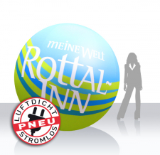 Eventball aufblasbar - Rottal-Inn