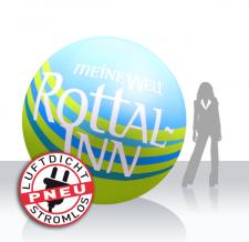 Eventball aufblasbar - Rottal-Inn
