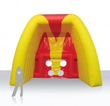 Sonderform aufblasbares Action Game Mc Donald's