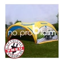 aufblasbares Event- und Veranstaltungszelt luftdicht - Pneu Zelt HEXA New Holland