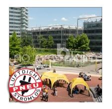 selbstaufblasbare Zelte - Pneu Zelt HEXA enjoy events 2