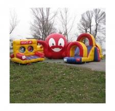 aufblasbares Spiel - Kinderland