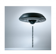 Pneu Kunstobjekt (luftdicht) - Markus Wilfing - Luftstöpsel - Bildrechte Staudinger-Stelzhammer