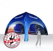 aufblasbare Pavillons/Werbezelte - Pneu Zelt LITE Toyo Tires