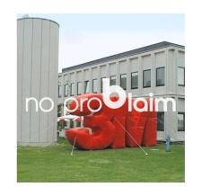 Aufblasbares Logo - 3M