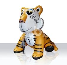 aufblasbare Werbefigur/Maskottchen - von 2 bis 6m Höhe - aufblasbarer Tiger Billy