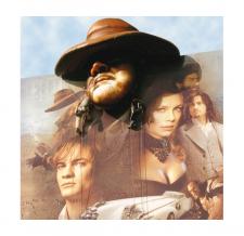 Aufblasbares Filmplakat Sean Connery