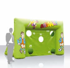 Miete Action Game Torschusswand
