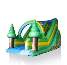Miete Fun Game Riesenrutsche Waldrutsche