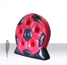 Miete Action Game Fussballdart