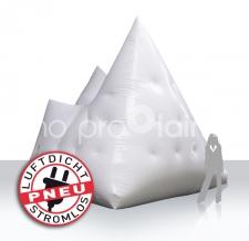 schwimmende Werbeobjekte - Sonderform Eisberg