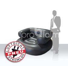 aufblasbare Möbel (Sessel, Couch) für Messe und Promotionstände - Chillout Möbel no problaim