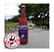aufblasbare riesige Getränkeflaschen - luftdicht - Pneu Flasche tribute