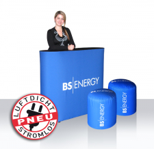 Hocker und Theke luftdicht - Pneu Hocker BS Energy