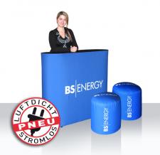 aufblasbare luftdichte Theken - Pneu Theke BS Energy