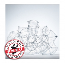 Pneumatisches Kunstobjekt - Wolfgang Brette - Sphärenlego - Bildrechte liegen bei Staudinger-Stelzhammer
