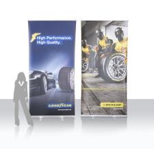 Roll Ups hochwertig - Goodyear Dunlop