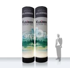 aufblasbare Messesäule/Eventsäule - Easy MAX Klaiber