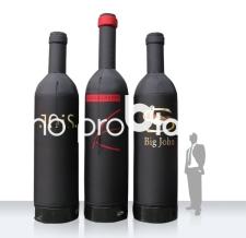 Aufblasbare riesige Flasche - Flaschen MAX Big John