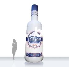 Aufblasbare XXL Flasche - Super Flaschen MAX Eristoff