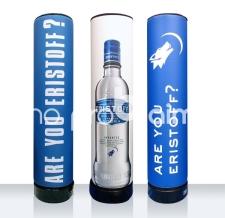 Werbesäulen aufblasbar mit Beleuchtung - MAX Säule Eristoff