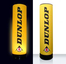 Beleuchtete Eventsäulen - MAX Säulen Dunlop