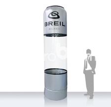 Transparente Sonderform aufblasbar - Special MAX Breil