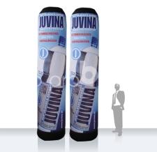 aufblasbare riesige Lichtsäulen - Super MAX Juvina