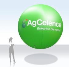 Aufblasbarer fliegender Ballon - AgCelence