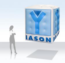 Fliegender Quader - IASON
