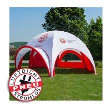 Event Shelter, Evenzelt, Promotionzelt, Pavillon - Pneu Zelt SPIDER