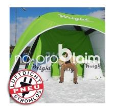 aufblasbares luftdichtes Werbezelt / Marktzelt - Pneu Zelt SQUARE Wright