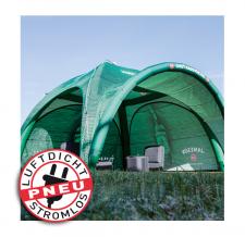 aufblasbares Zelt ohne Gebläse - Pneu Zelt SQUARE