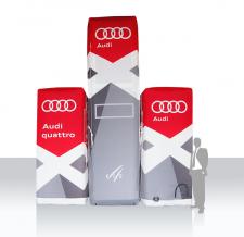 Aufblasbarer Tower - Audi - 250 und 400 cm