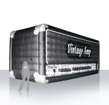 Aufblasbare Sonderform - Vintage Amp Gitarrenverstärker