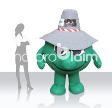 Maskottchen Kostüm - Walker Tiroler Versicherung