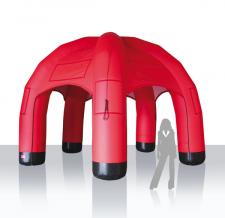 Miete Werbeträger Zelt 5Bein - 500 cm
