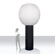 Miete Werbeträger MAX Light Point - 350 cm