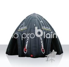 Airshelter Sonderform Head Tyrolia