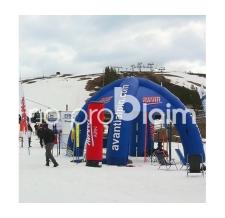 aufblasbares Promotion Zelt Classic 5 Bein - Avanti Alpin