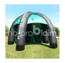 aufblasbares Zelt Pavillon - Zelt Classic FC Wacker Innsbruck