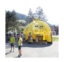 aufblasbarer Verkaufsstand, Marktzelt - Zelt Classic Salomon