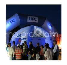 aufblasbares Event- und Partyzelt - Zelt Classic UPC
