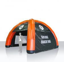 Classic Eventzelt 4-Bein - Bike - 500 cm