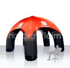 aufblasbares Zelt mit Gebläse Modern 5-Bein - Seat